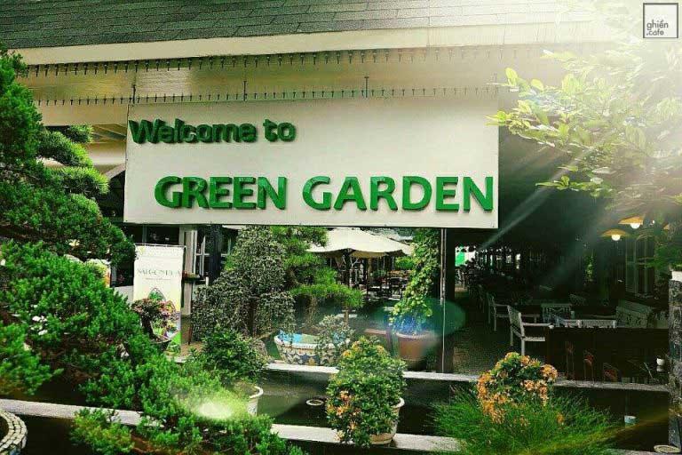 Green Garden Coffee